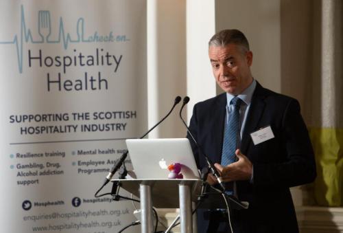 MFG Hospitality Health Edinburgh